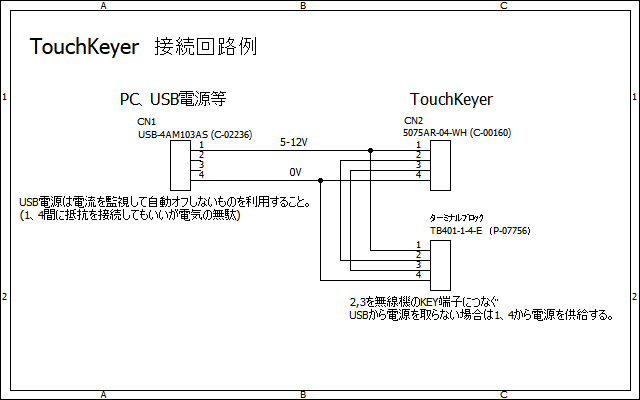 Touchkeyer
